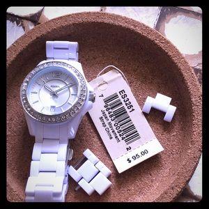 Fossil watch NWT